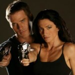 Crichton and Aeryn 2
